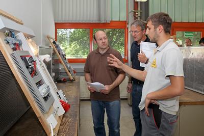 Bewerbung ausbildung elektroniker für energie und gebäudetechnik